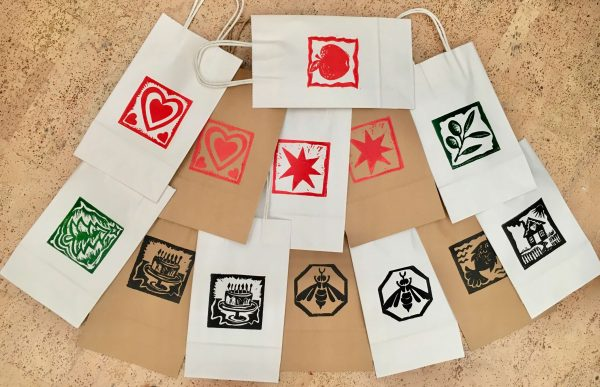 Photo of Grandma Bees carrier bags